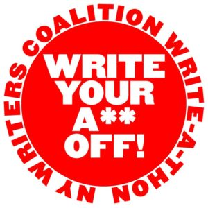NY Writers Coalition Write-A-Thon