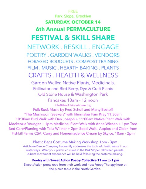 6th Annual Permaculture Festival