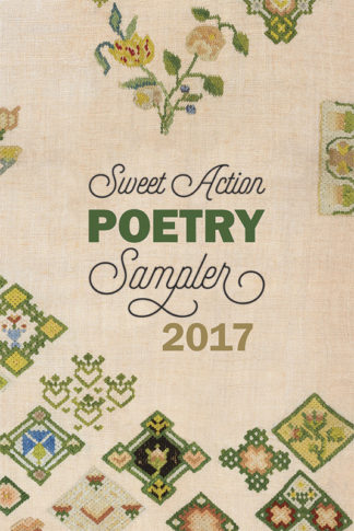 Sweet Action Poetry Sampler 2017 cover